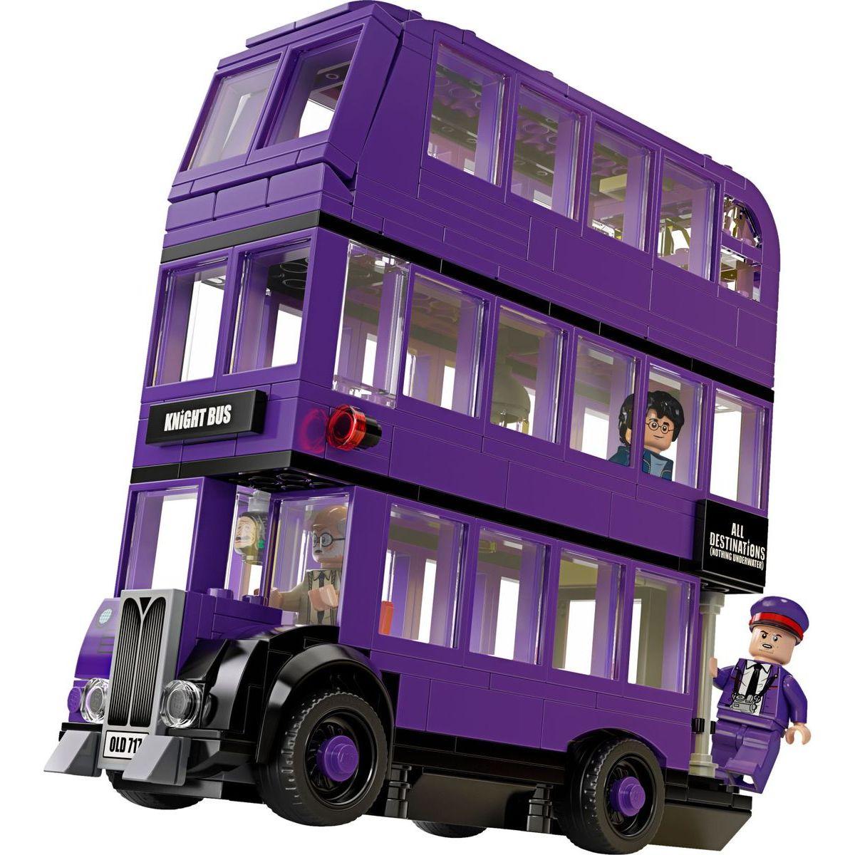 LEGO Harry Potter TM 75957 Záchranný kouzelnický autobus