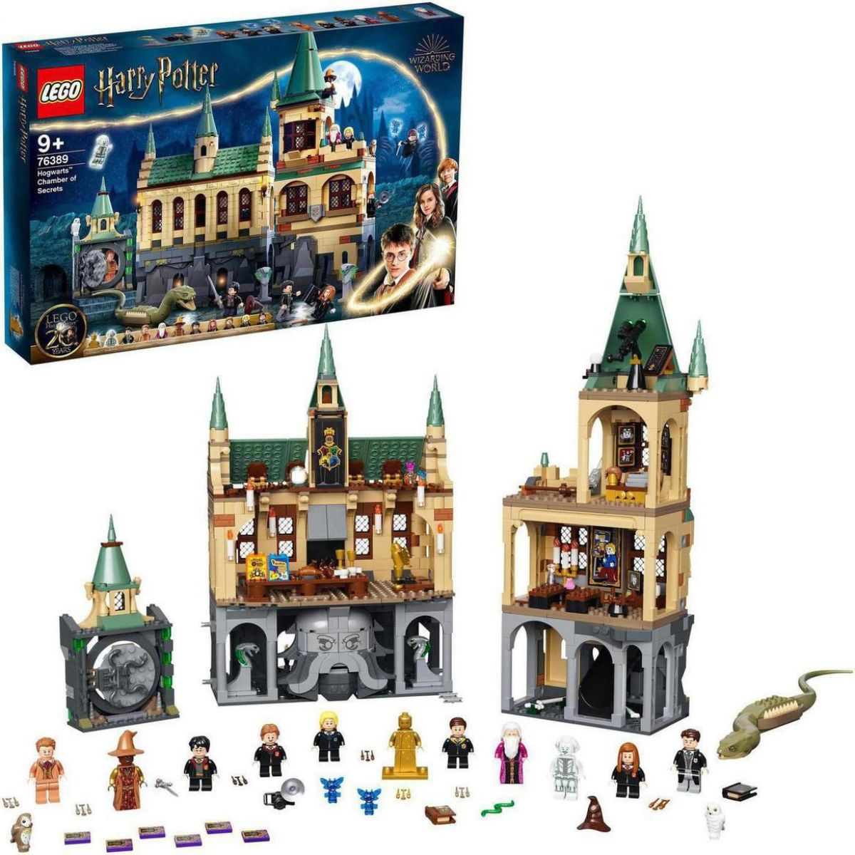 LEGO® Harry Potter™ 76389 Bradavice Tajemná komnata