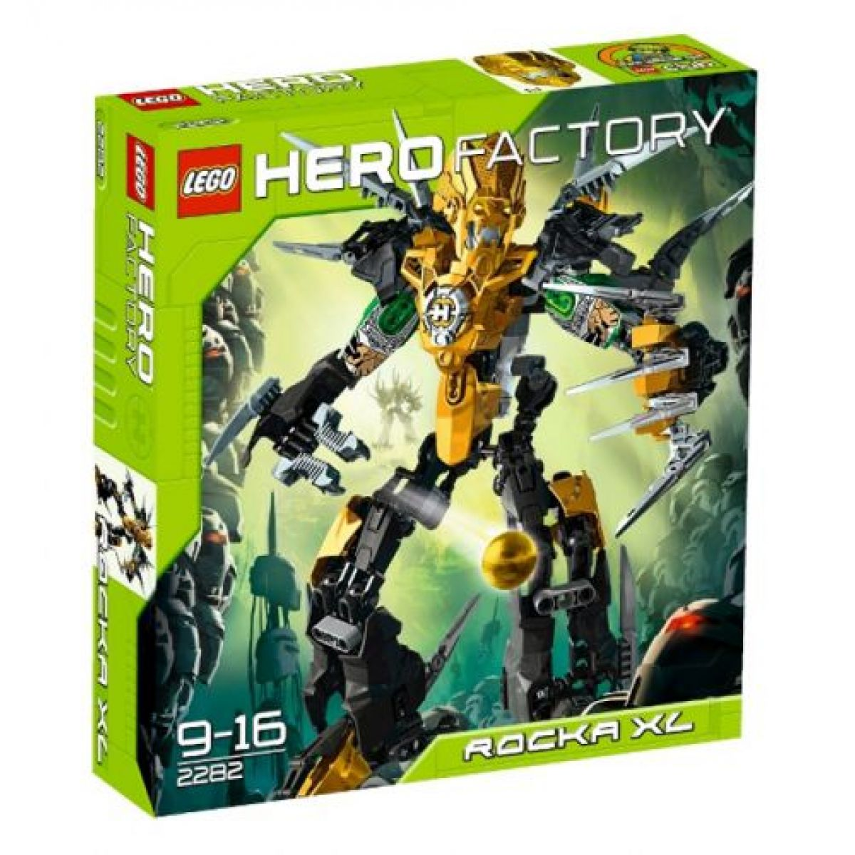 LEGO Hero Factory 2282 Rocka XL