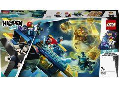 LEGO Hiden Side 70429 El Fuegovo kaskadérské letadlo
