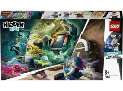 LEGO Hiden Side 70430 Metro v městečku Newbury