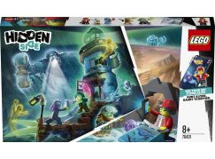 LEGO Hiden Side 70431 Temný maják