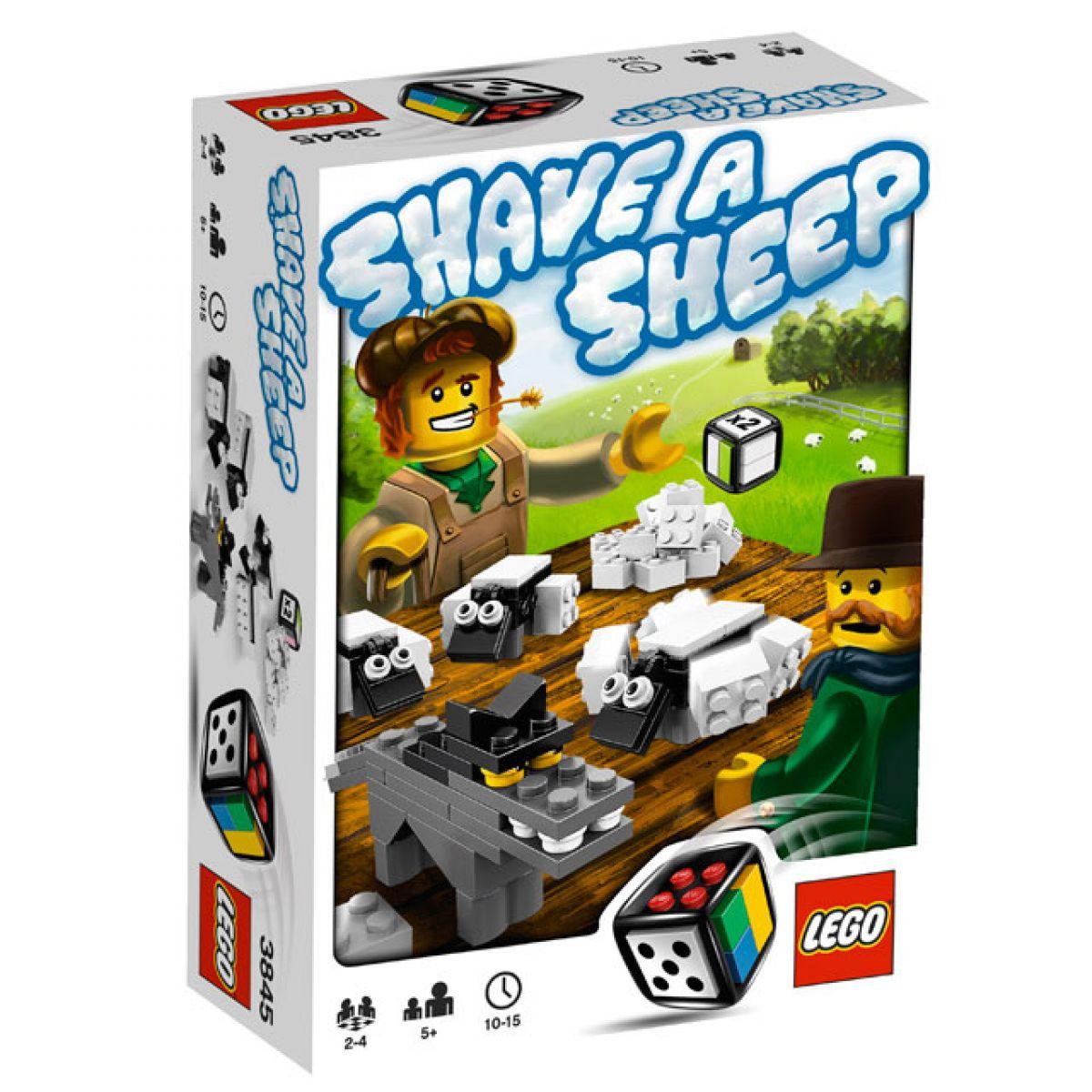 LEGO hra 3845 Ovečka