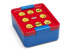 LEGO Iconic Boy box na svačinu - červeno-modrá