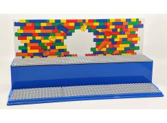 LEGO Iconic herní a sběratelská skříňka modrá