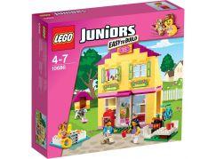 LEGO Juniors 10686 Rodinný domeček