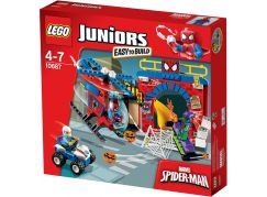 LEGO Juniors 10687 Spidermanova skrýš