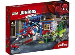 LEGO Juniors 10754 Spider-Man vs. Scorpion - Souboj na silnici