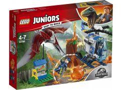 LEGO Juniors 10756 Jurassic World Útěk Pteranodona - Poškozený obal