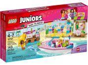 LEGO Juniors Friends 10747 Andrea a Stephanie na dovolené na pláži