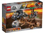 LEGO Jurassic World 75929 Útěk Carnotaura z Gyrosféry