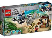 LEGO Jurassic World 75934 Dilophosaurus na útěku - Poškozený obal