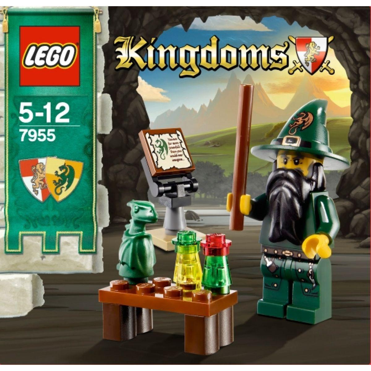 LEGO Kingdoms 7955 Kouzelník