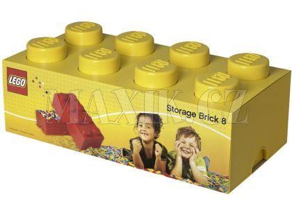 LEGO Úložný box 250x502x181 mm - Žlutá