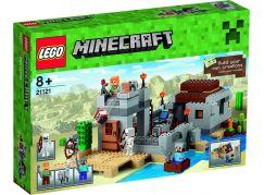 LEGO Minecraft 21121 Pouštní hlídková stanice