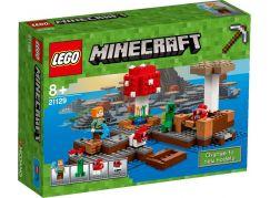 LEGO Minecraft 21129 Ostrov hub