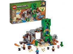 LEGO® Minecraft™ 21155 Creepův důl