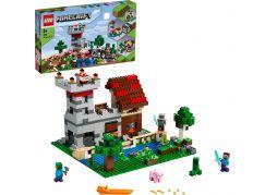 LEGO® Minecraft™ 21161 Kreativní box 3.0