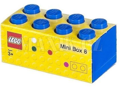 LEGO Mini Box 46x92x51 mm - Modrý