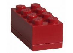 LEGO Mini Box 4,6x9,3x4,3cm Červený