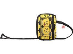 LEGO Minifigures Heads cestovní peněženka