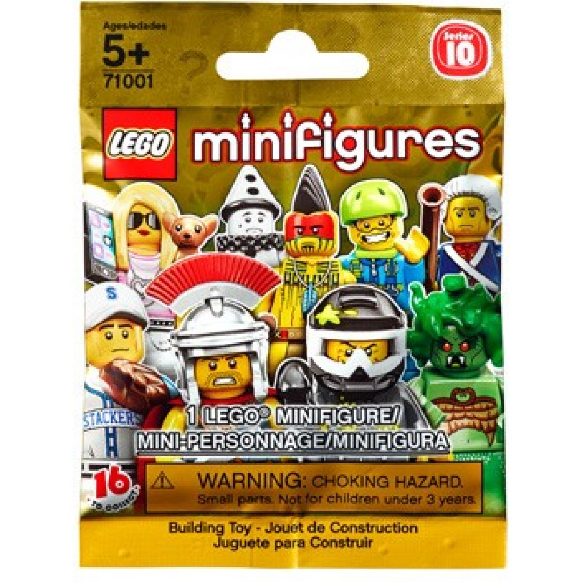 LEGO Minifigurky 10. série