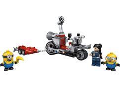 LEGO Minions 75549 Divoká honička na motorce