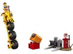 LEGO Movie 70823 Emmetova tříkolka!
