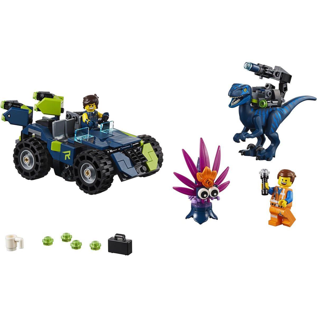 LEGO Movie 70826 Rexův rextrémní terénní vůz!