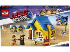 LEGO Movie 70831 Emmetův vysněný dům Záchranná raketa!