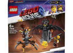 LEGO Movie 70836 Batman™ a Kovovous připraveni k boji