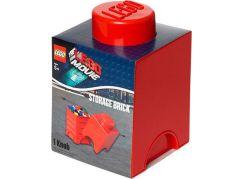 LEGO Movie Úložný box 12,5x12,5x18cm Červená