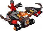 LEGO Nexo Knights 70318 Glob Lobber 2