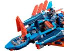 LEGO Nexo Knights 70351 Clayův letoun Falcon Fighter Blaster 3