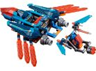 LEGO Nexo Knights 70351 Clayův letoun Falcon Fighter Blaster 4