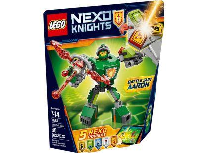 LEGO Nexo Knights 70364 Aaron v bojovém obleku