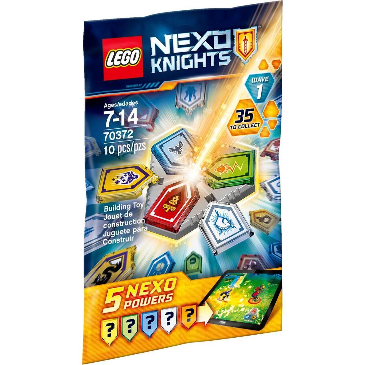 LEGO Nexo Knights 70372 Combo NEXO Síly 1. sada