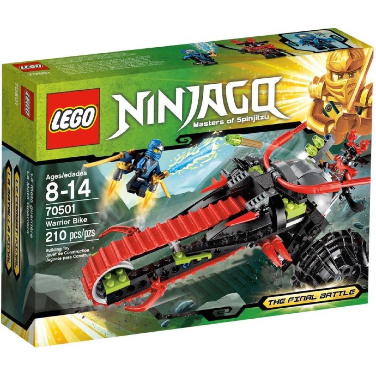 LEGO Ninjago 70501 Bojová motorka