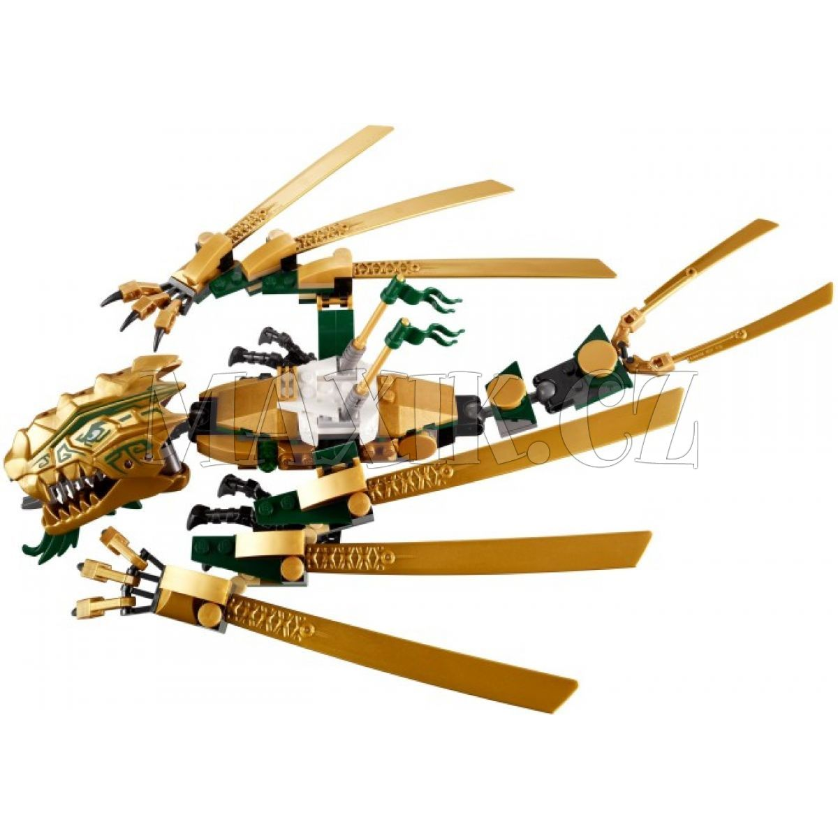 Lego ninjago 70503 zlat drak max kovy hra ky - Lego ninjago d or ...