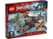 LEGO Ninjago 70605 Smolná tvrz - Poškozený obal