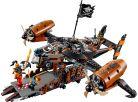 LEGO Ninjago 70605 Smolná tvrz - Poškozený obal 2