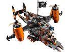 LEGO Ninjago 70605 Smolná tvrz - Poškozený obal 3