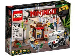 LEGO Ninjago 70607 Honička po Ninjago™ City