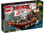LEGO Ninjago 70618 Odměna osudu - Poškozený obal