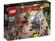 LEGO Ninjago 70629 Útok piraně