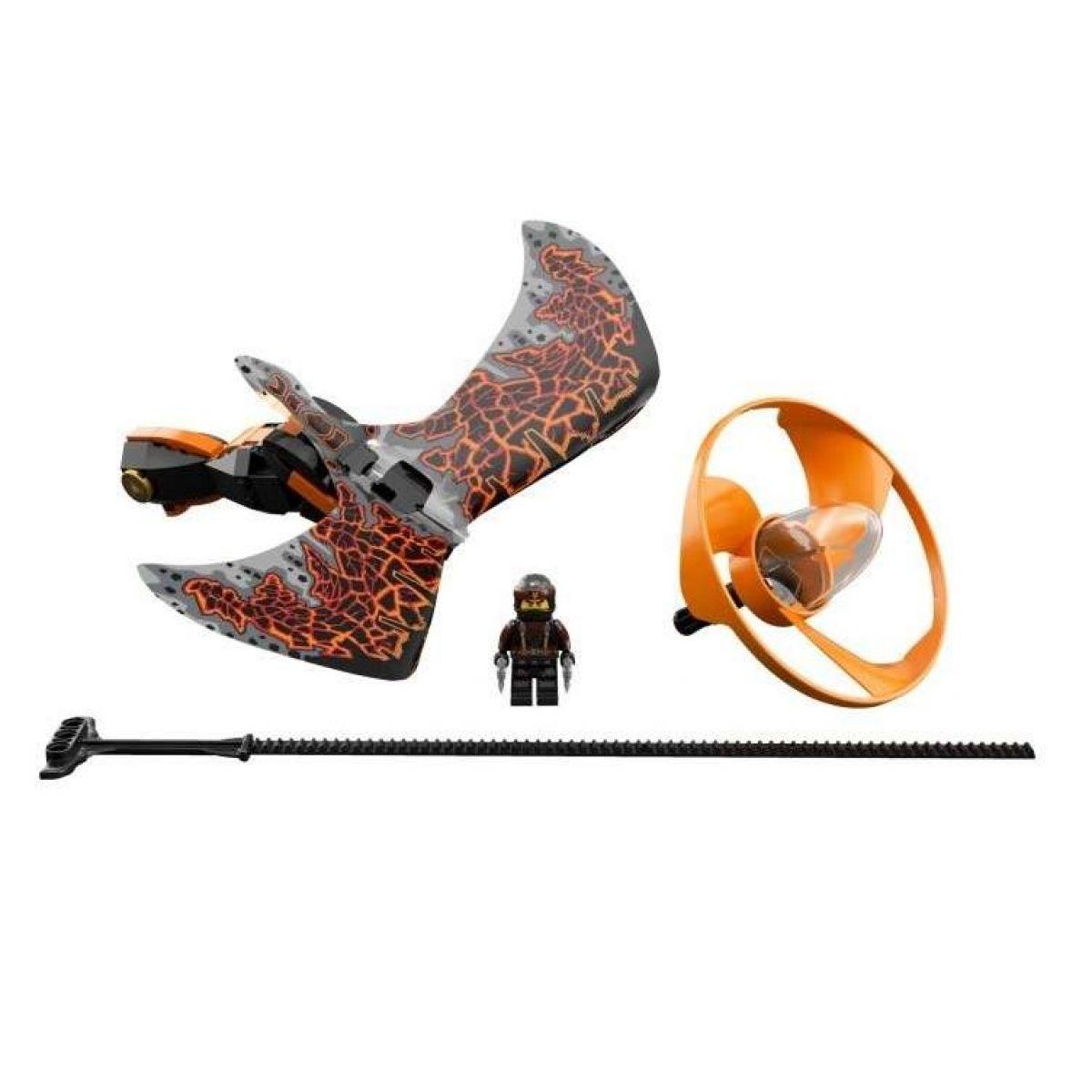 LEGO Ninjago 70645 Cole - Dračí mistr #2