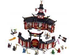 LEGO Ninjago 70670 Chrám Spinjitzu - Poškozený obal