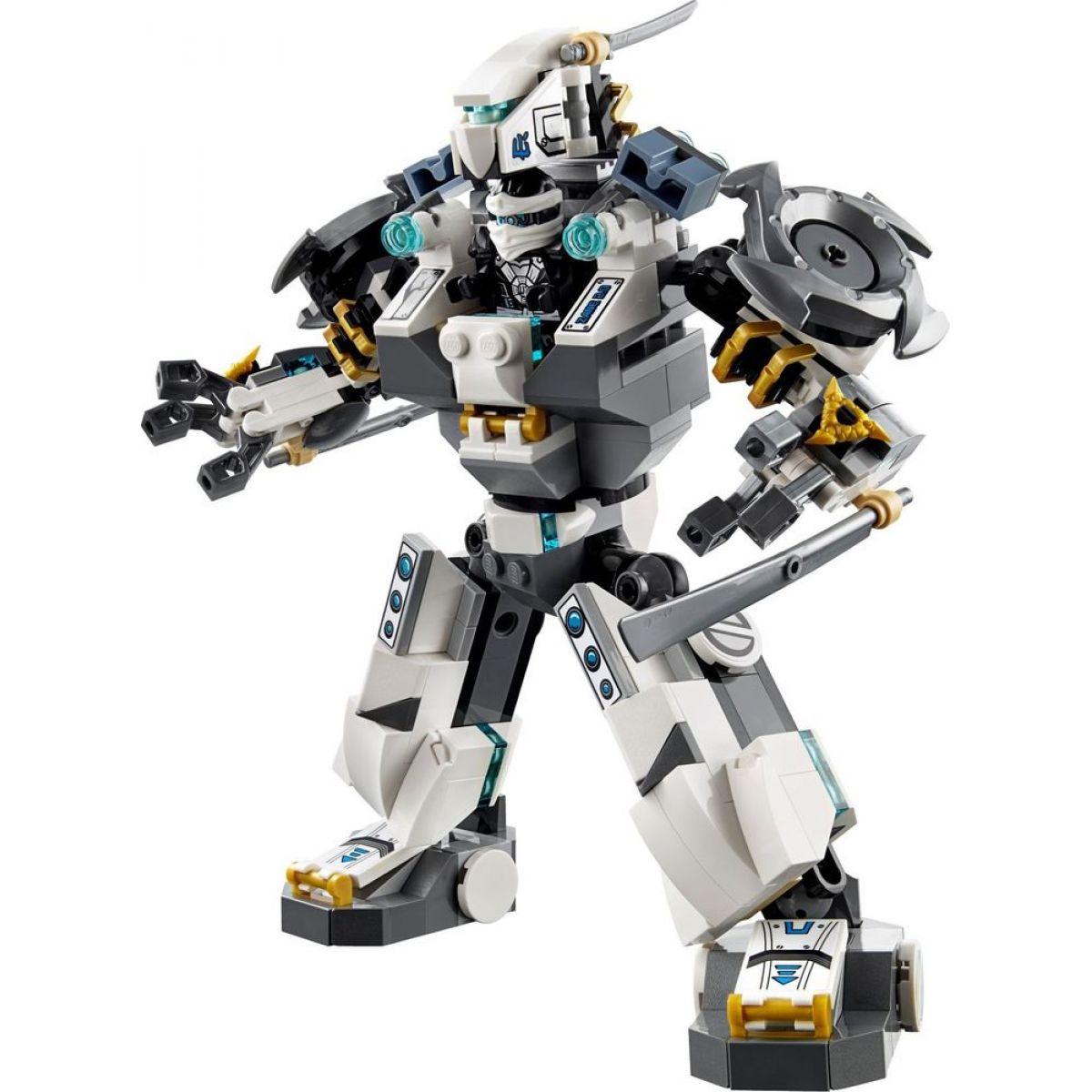 LEGO Ninjago 70737 Bitva s titánskými roboty #3