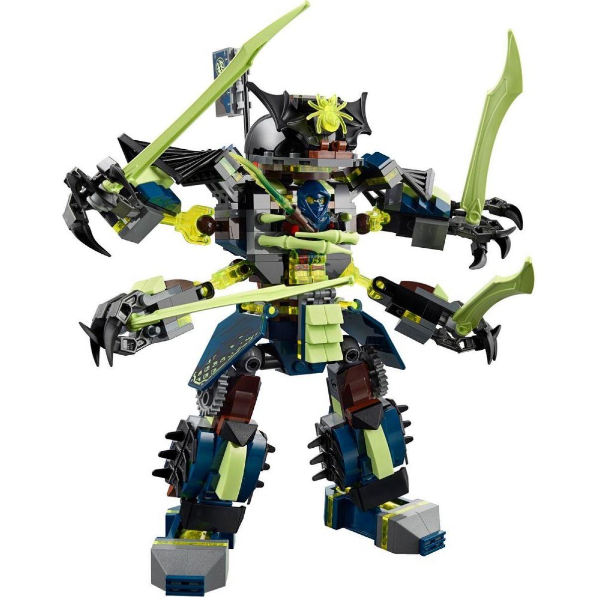LEGO Ninjago 70737 Bitva s titánskými roboty #4