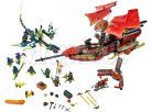 LEGO Ninjago 70738 Poslední let Odměny osudu - Poškozený obal 3